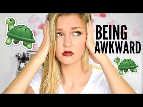 HOW TO BE CONFIDENT & less socially awkward