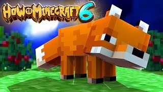 100% CUTEST New Mob Added To Minecraft 1.14 Fox - How To Minecraft 1.14 SMP #9 | JeromeASF