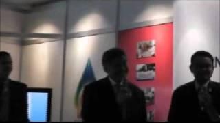 Sing a song at ASEAN Secretariat Corner