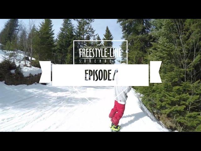 Freestyle Line Sörenberg, Episode 4, Season 16/17