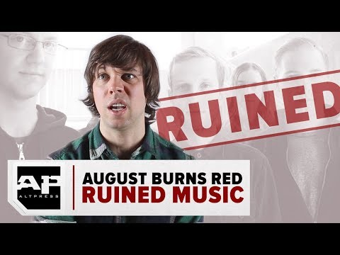 AUGUST BURNS RED RUINED MUSIC