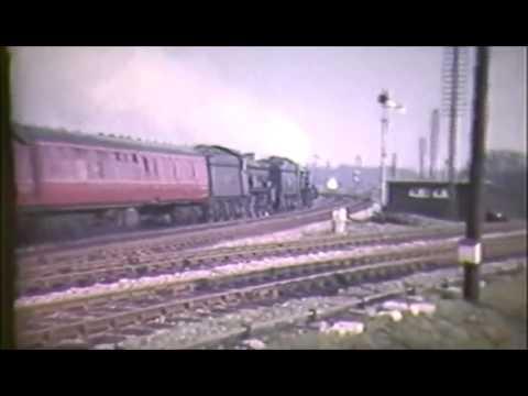 1960s Steam Banbury To Brum