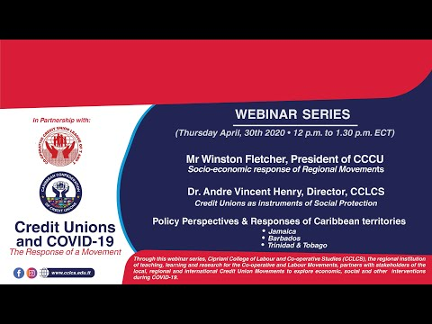 Credit Unions And COVID -19: The Regional Response