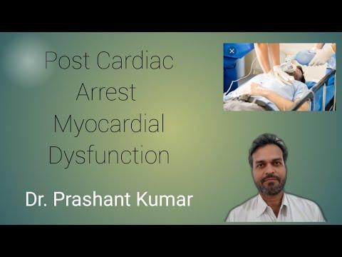 Post Cardiac Arrest Myocardial Dysfunction (PAMD)