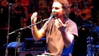 Happy Birthday Lulu!  Pearl Jam, San Diego, 10/9/09