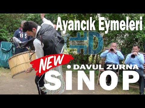 AYANCIK EYMELERİ (DAVUL ZURNA ŞOV) {--- www.dogrufilm.de ---}