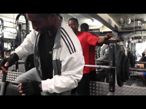 VIP and JRX Fitness First Workout 5