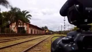Baixar O trem de Torrinha na Estação da Viola