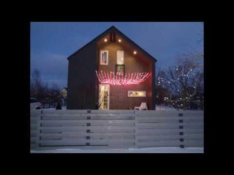 Энергоэффективный дом в Скандинавском стиле, возле Кургана Славы!