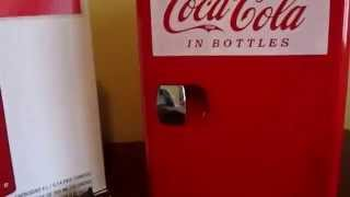 Coca-Cola Mini Fridge Review