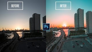 How to Turn your boring photos into Awesome Photos using Photoshop!!
