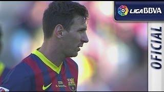Highlights FC Barcelona (2-2) Getafe CF - HD