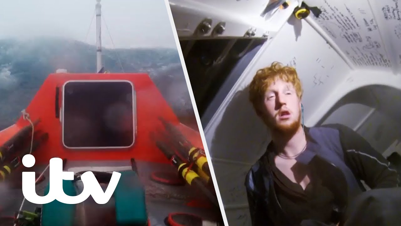 Download Surviving a 3 Day Storm in the Atlantic Ocean   Weather From Hell: Caught on Camera   ITV