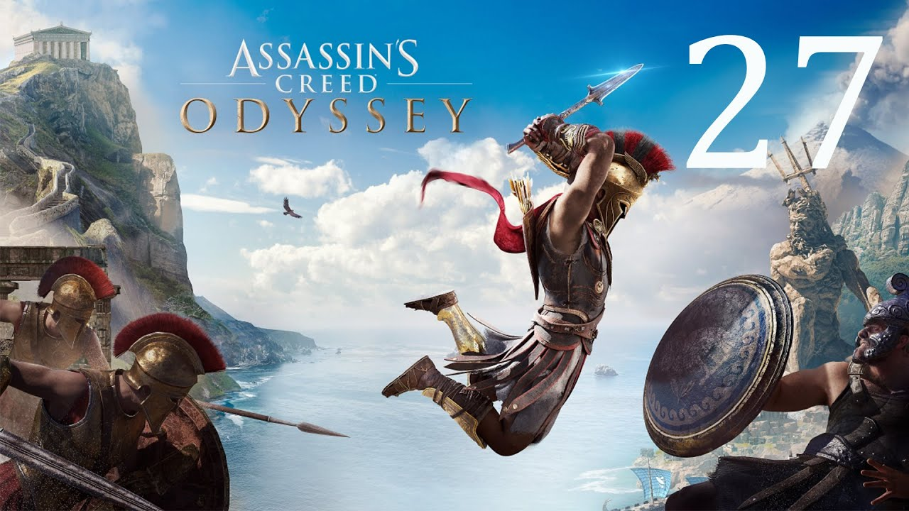 Assassin's Creed Folge#[027]ATHENS LETZTE HOFFNUNG[FullHD][60fps]Let´s Play Assassin's Cre