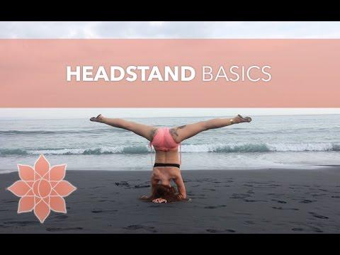 kaya yoga therapy  headstand/sirsasana basics  practice