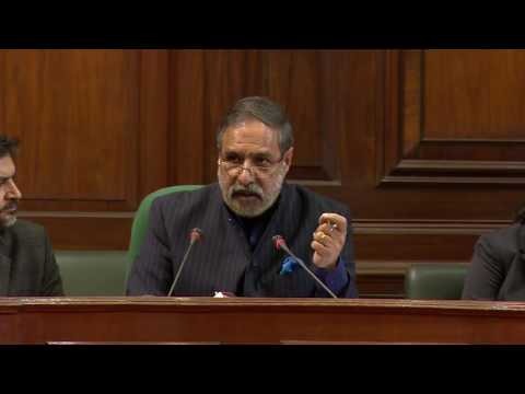 AICC Press Briefing by Anand Sharma at Congress HQ,  February  30, 2017