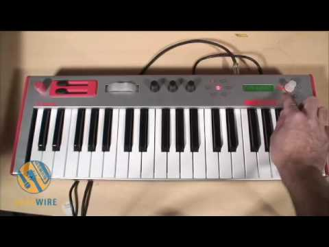 Alesis Micron Walkthru, Part One