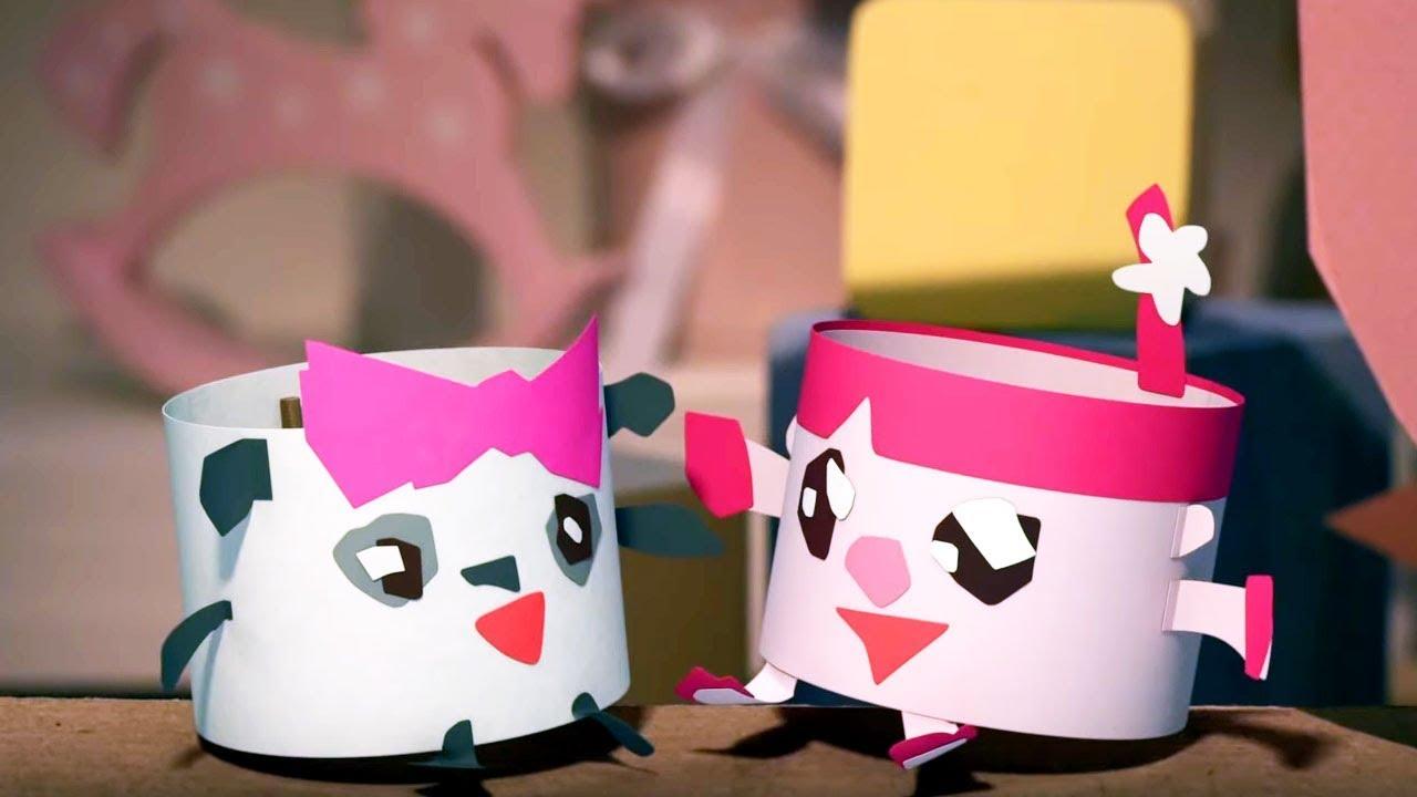 Малышарики - новинка - Кукла (152 серия) Мультики для самых маленьких