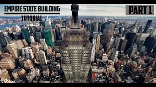 Empire State Building Tutorial - Part 1 (Minecraft Xbox)