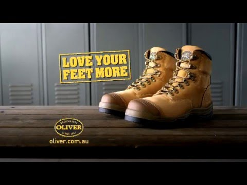 Oliver Work Boots