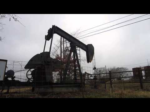 Gladewater Texas Oil Well