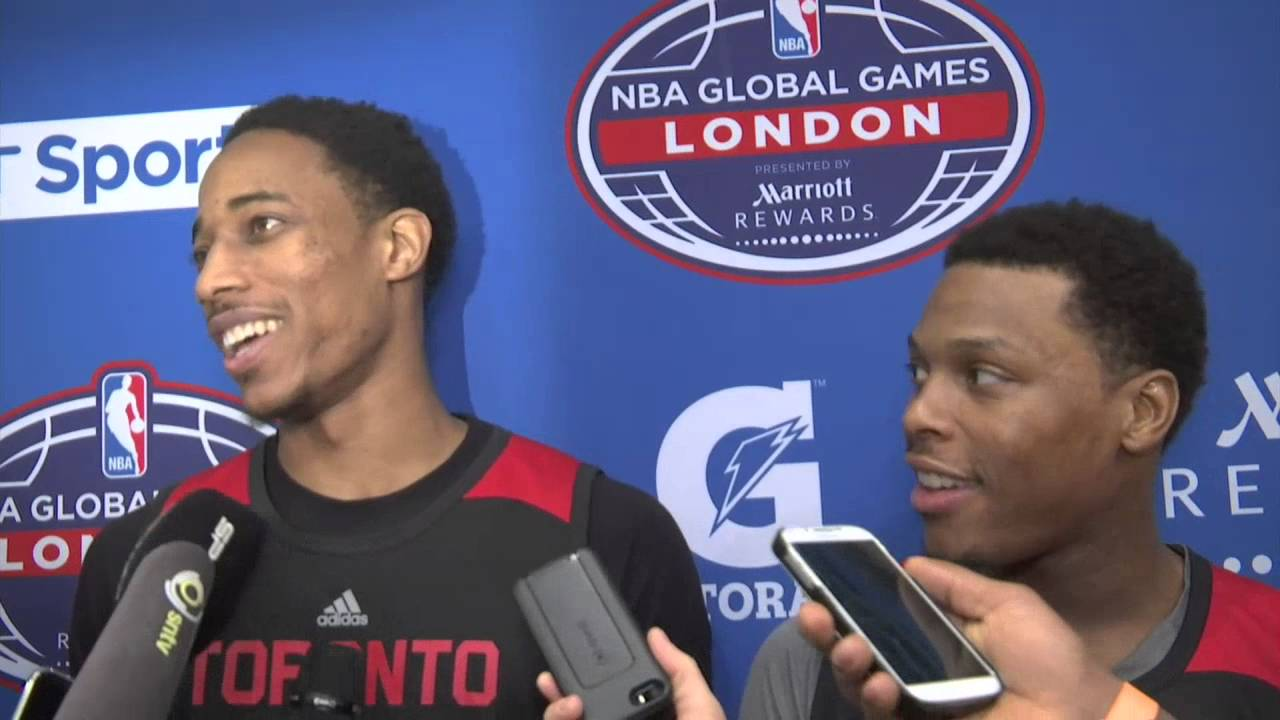 Toronto Raptors have spoken with Kyle Lowry, but no deal is imminent