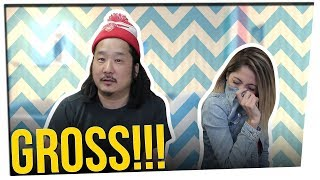 Off The Record: Bobby Shares His Gross Habits ft. Bobby Lee & Khalyla Kuhn