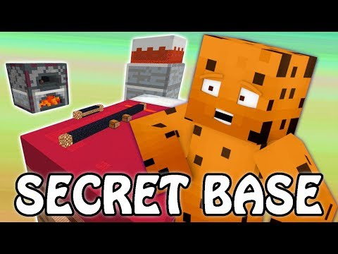 Minecraft Xbox Abstraction MEGA - THE SECRET BASE [2]