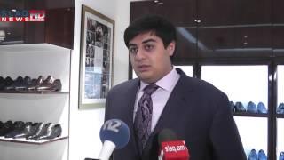 Slaq am «Artioli» բրենդի հաջողության  գաղտնիքը  բացահայտում է Հայաստան այցելած Անդրեա Արտիոլին