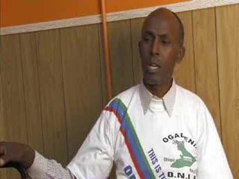 FREE SOMALIA - ETHIOPIA OUT OF SOMALIA