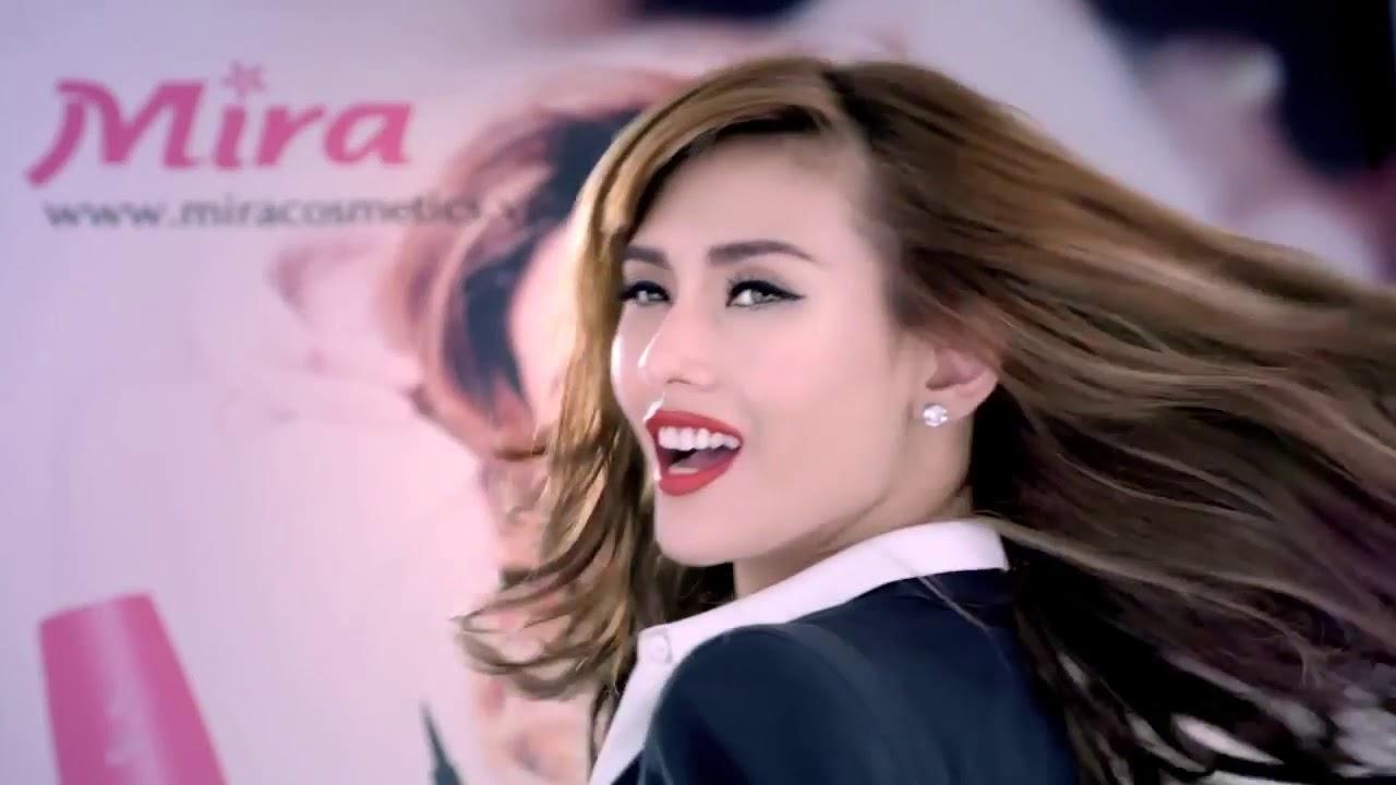 Võ Hoàng Yến quảng cáo MIRA COSMETIC TVC 2015 AD