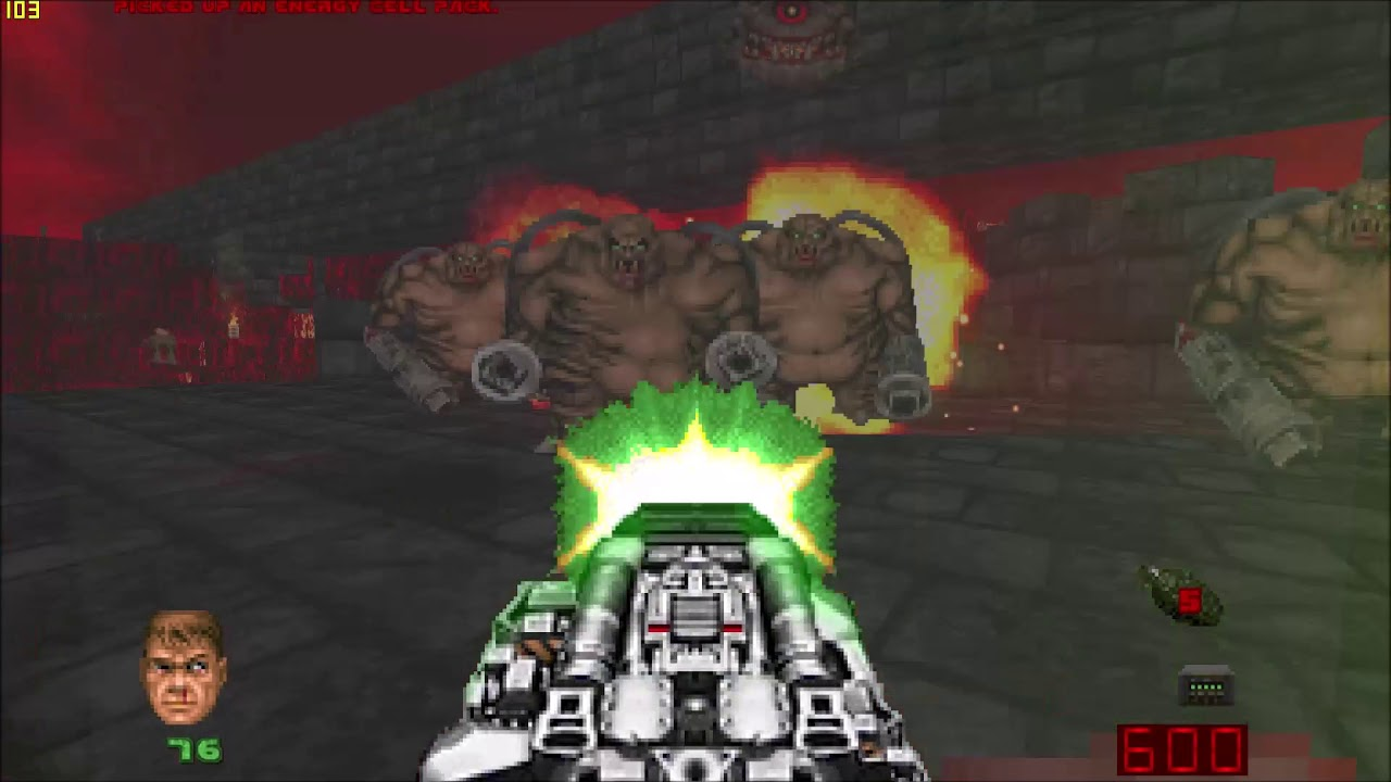 Brutal Doom V21 beta is now available for download, features new