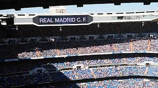 Real Madrid - Celta: alineación del Madrid (2018-19)