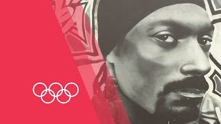 Olympics: The Hub - Which Olympian is posing with Snoop Dogg? Who's Hanging with Usher? | 03/23/2015
