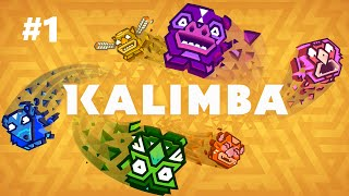 "Kalimba (Part #1) ""Into The Under World"""