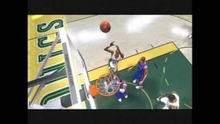 NBA Live 06 Xbox 360 Trailer - Trailer