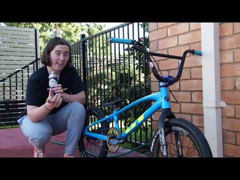 The BEST way to clean your bike using KRUSH