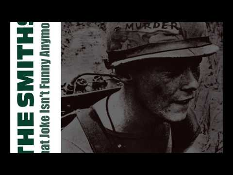 The Smiths - That Joke Isn't Funny Anymore (Lyrics) mp3