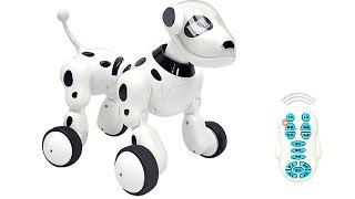Радиоуправляемый робот-собака 619
