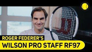 Roger Federer's new Pro Staff | Racket | Tennis-Point