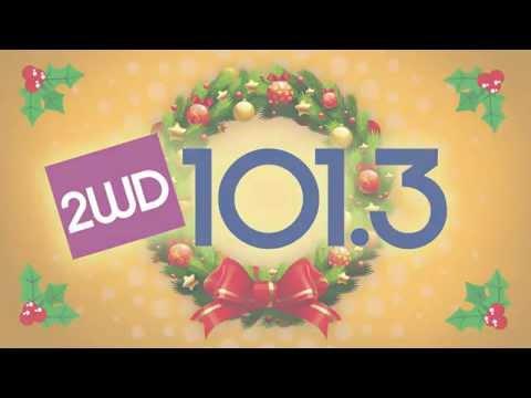 101.3 2WD's Christmas Music