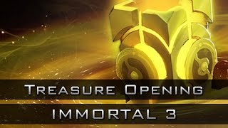 Dota 2 Chest Opening: Immortal Treasure III