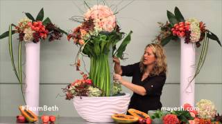 Floral Perspective: Autumn Floral Feast with Beth O'Reilly AIFD