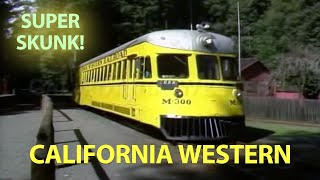Great American Scenic Railroads - California Western - 3804
