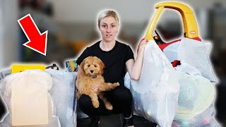 Quarantine Made Me Do It - Getting Rid Of EVERYTHING | Ellie and Jared