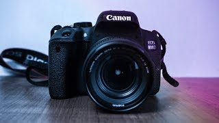 REVIEW CANON EOS 800D INDONESIA