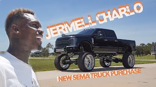 JERMELL CHARLO GETS BRAND NEW SEMA TRUCK DELIVERED!