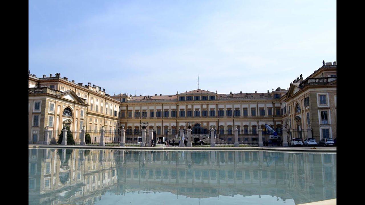 Lo splendore della villa reale e del duomo di monza youtube for Immagini della dispensa del maggiordomo