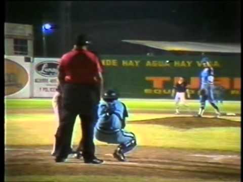 Sudamericano de Beisbol 1983 ECU ARG