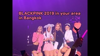 BLACKPINK 2019 World Tour [IN YOUR AREA] BANGKOK MP3